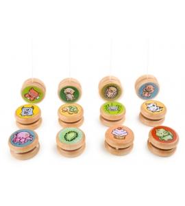 Drevená hračka JO-JO