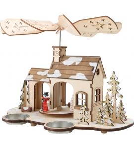 Vianočná pyramída Advent