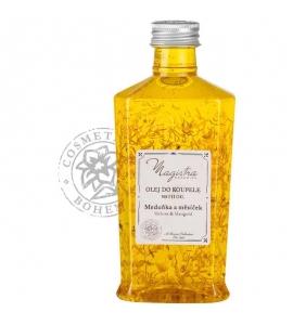 Olej do kúpeľa Magistra - medovka a nechtík 250ml