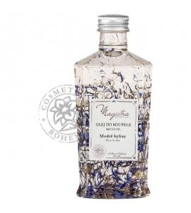Olej do kúpeľa - modré byliny 250ml