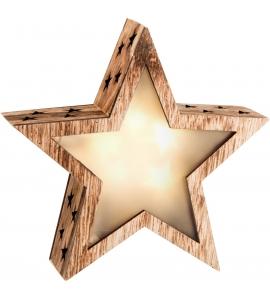 Svetelná hviezda - malá