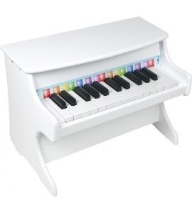 Biely klavír