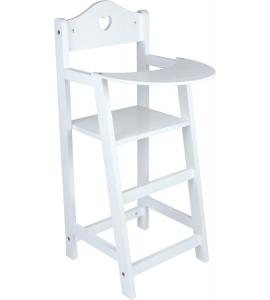 Vysoká stolička pre bábiky